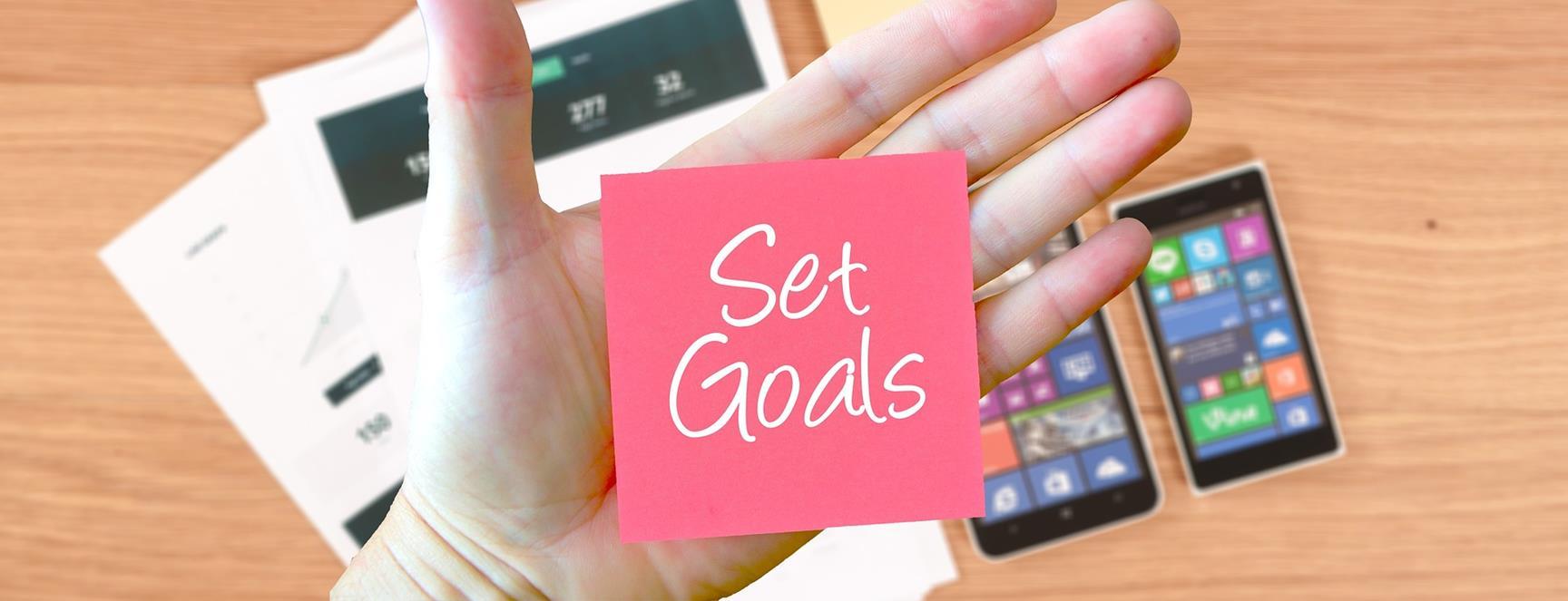 הגדרת מטרות בתוכנית עסקית