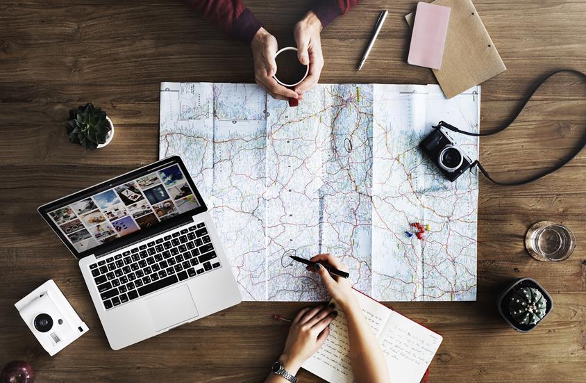 תוכנית עסקית היא המפה של העסק